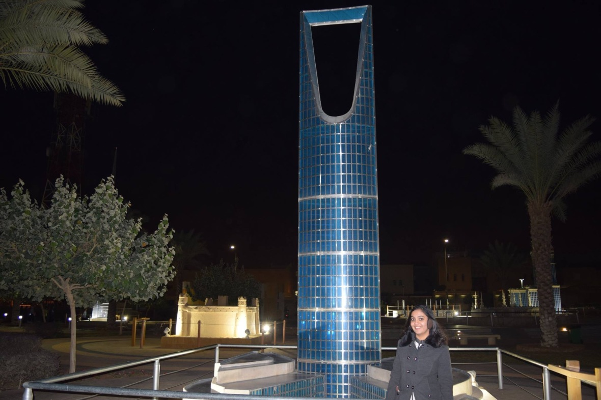 Kingdom Tower @ Riyadh, Saudi Arabia
