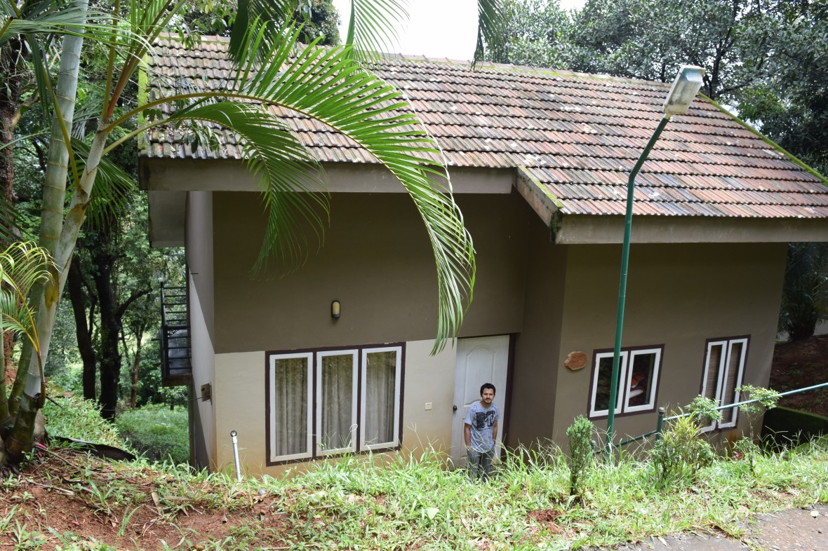 View of Guest House in Seagot Banasura Resort