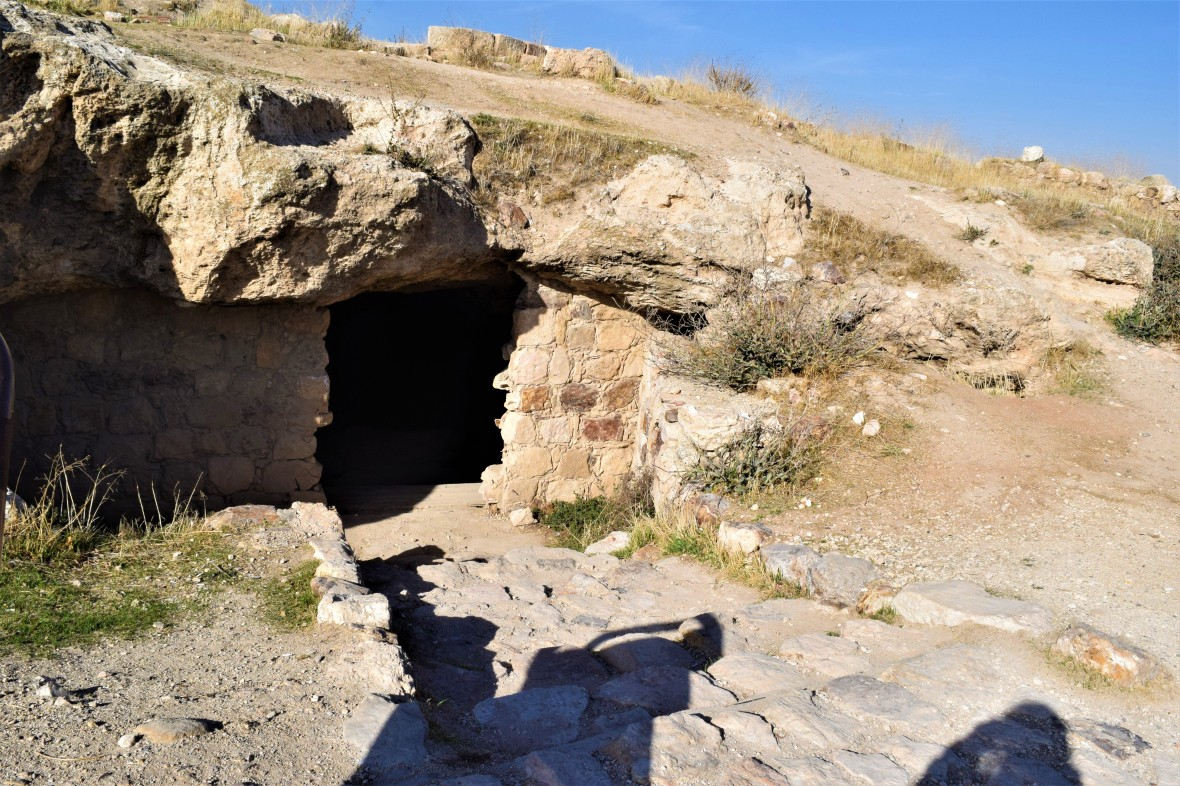 Early Bronze Age Cave