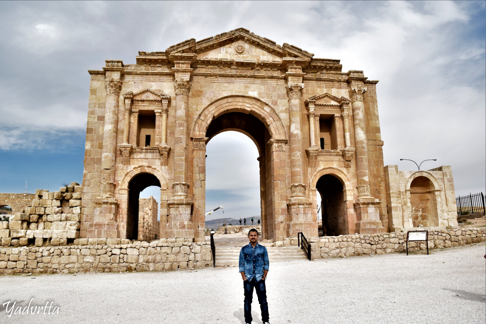 Arch of Hadrian :)