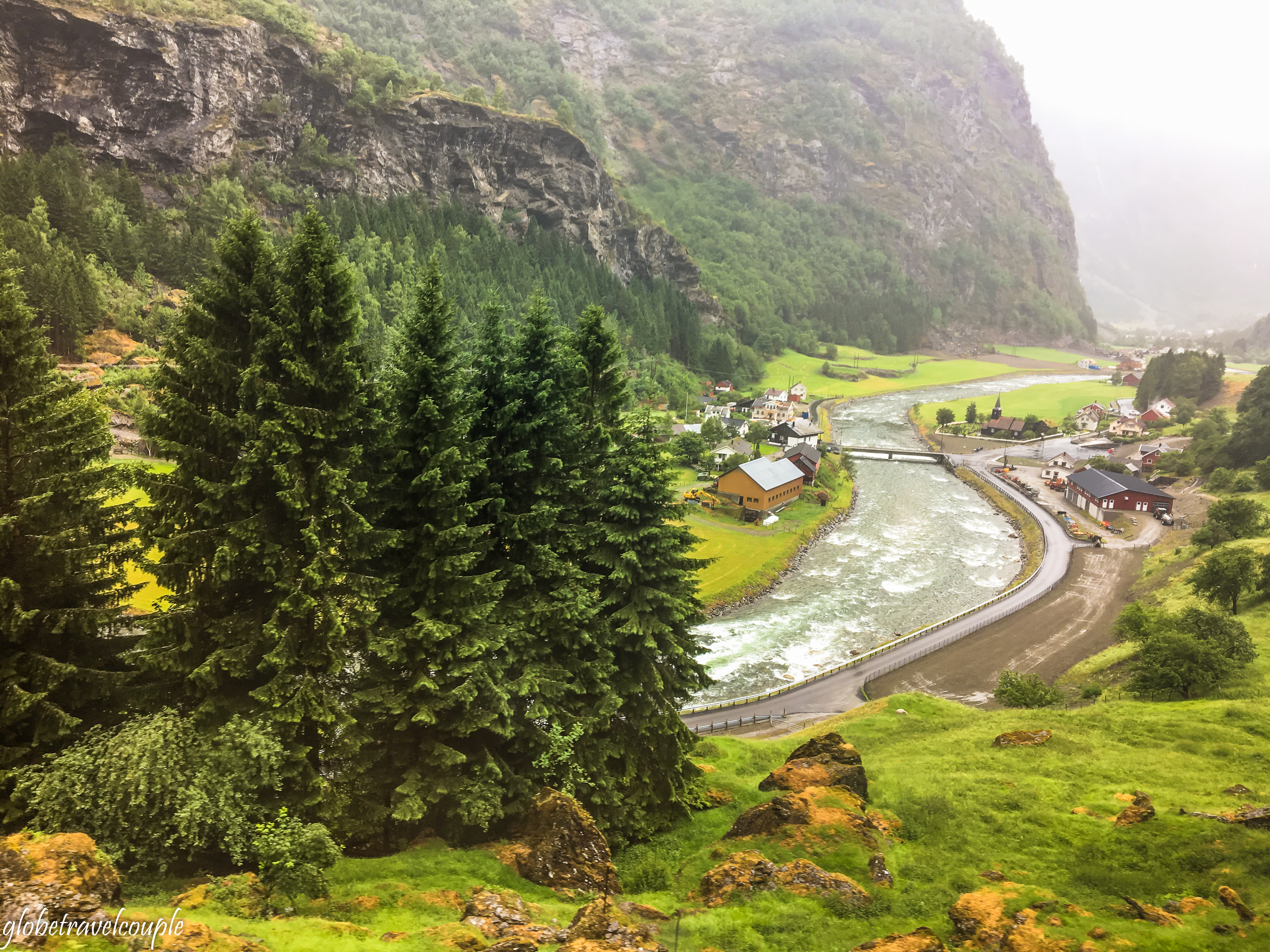 Picturesque views in Flam